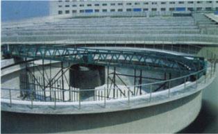 悬挂式中心传动浓缩机